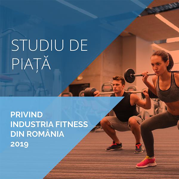 Studiu de piață privind industria fitness din România