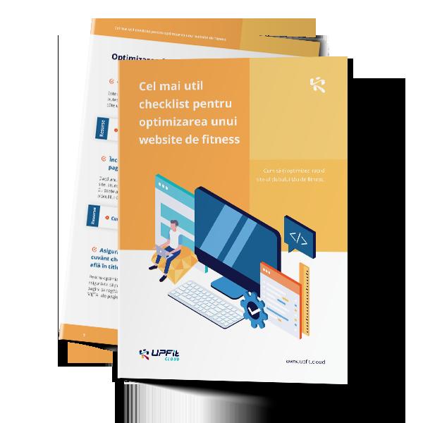 Cel mai util checklist pentru optimizarea unui website de fitness